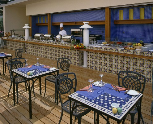 Club Hotel Loutraki Deep Blue Restaurant