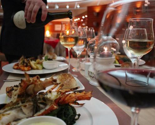 Club Hotel Loutraki Oceanos Restaurant